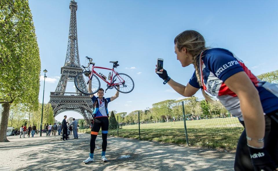 Велопокатушки. 10 самых велосипедных городов мира