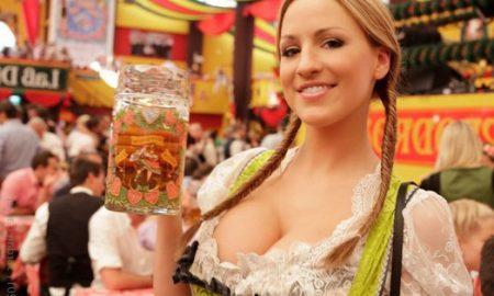 Октоберфест - масштабный пивной фестиваль