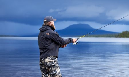 Что представляют собой рыболовные костюмы Норфин