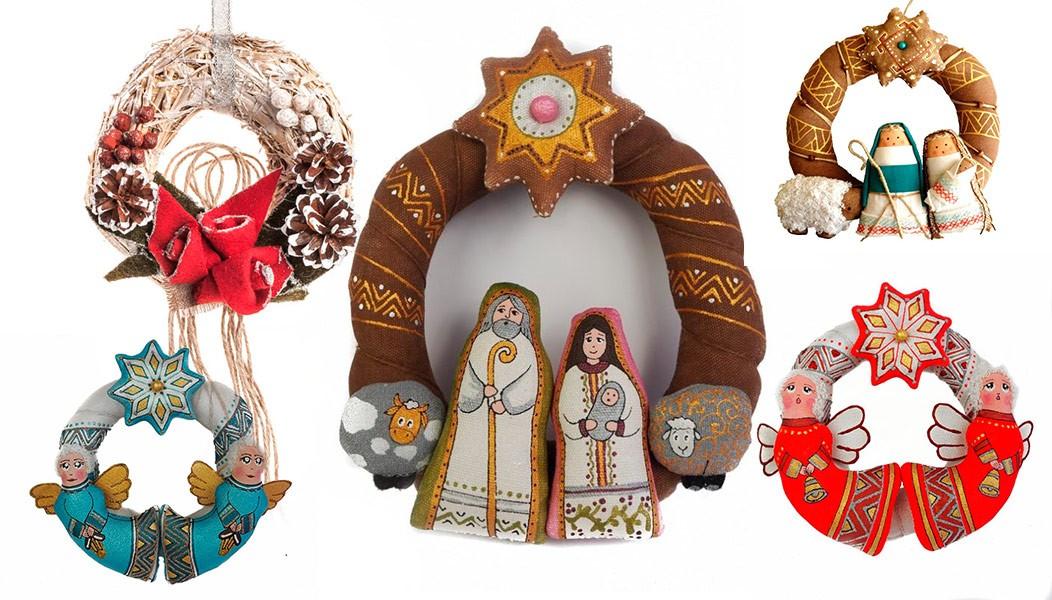 Різдвяні віночки - символ свята чи просто аксесуар