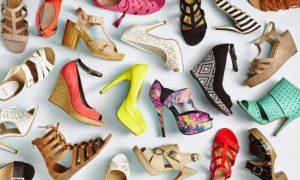 Как купить девушке летнюю обувь и сэкономить